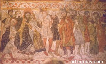 Pintura Romanica Arteguias