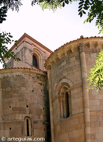 Románico ciudad de Segovia II (ARTEGUIAS)