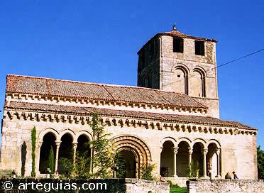 Iglesia de Sotosalbos