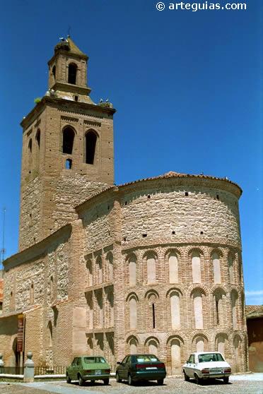 Santa María la Mayor del Castillo de Arévalo. Ávila