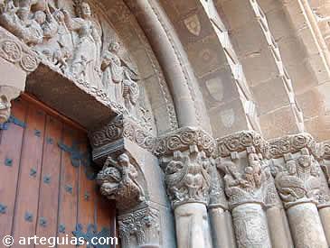 TBiota conserva una magnífica iglesia románica