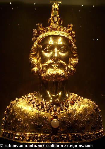 Carlomagno. Fundador del Imperio Carolingio