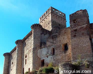 Fotos del castillo de la puebla de alcocer 9