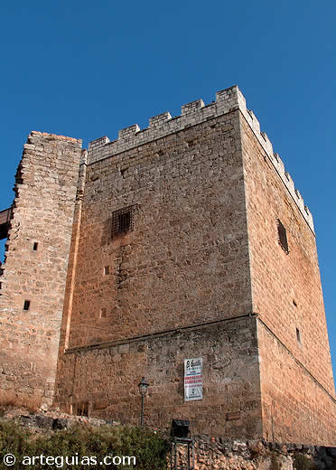 Castillo de Requena