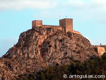 Castillo de Sax. Alicante