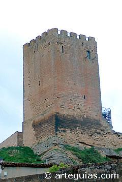Castillo de Uncastillo. Zaragoza