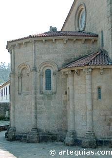 Colegiata del Sar. Santiago de Compostela