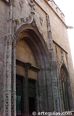 La Lonja fue el símbolo del comercio medieval de Valencia