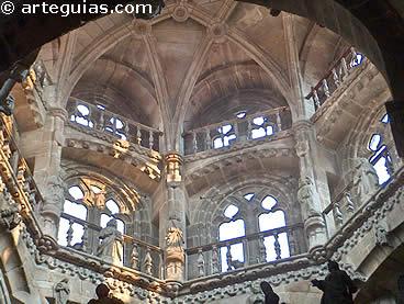 Catedral de Orense. Cimborrio