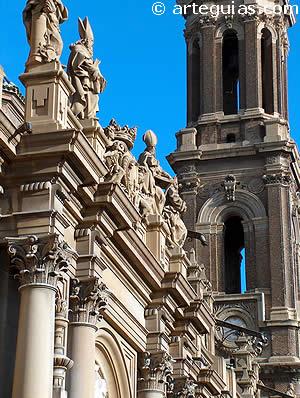Arquitectura barroca for Arquitectura en linea
