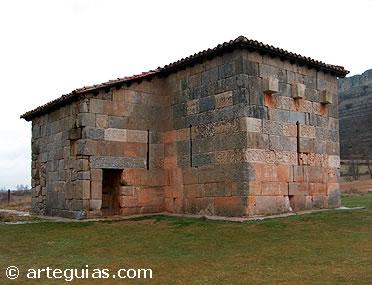 Arte visigodo o visigótico: Quintanilla de las Viñas