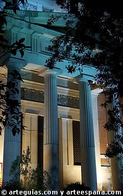 Edificio de la Real Academia Española de la Lengua. Edificio neoclásico