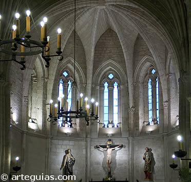 Arquitectura g tica arteguias for Arquitectura medieval