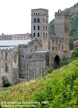 Sant Pere de Rodes. Joya del románico del Alt Empordà