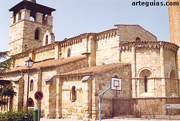 Iglesia de Santa María de Horta. Zamora