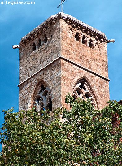 Torre de Miedes. Zaragoza