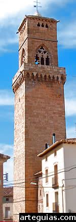 Torre fortificada de Miedes