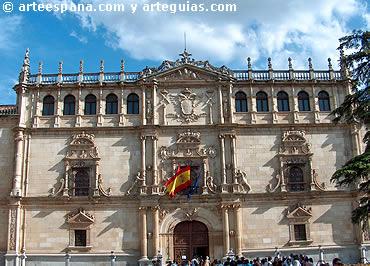 arquitectura renacimiento arteguias On universidades de arquitectura en espana