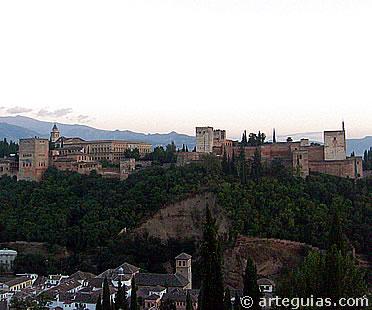 Conjunto de la Alhambra