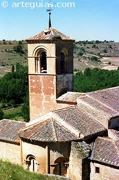 Iglesia de Caballar, apocos kilómetros de Turégano