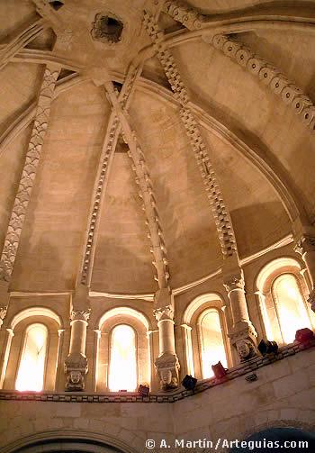 Capilla de Talavera (o del Salvador) de la catedral vieja de Salamanca