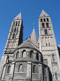 Catedral de Tournai