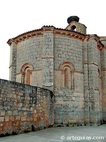Iglesia de la Celada del Camino, Burgos