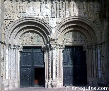 Puerta de las Platerías