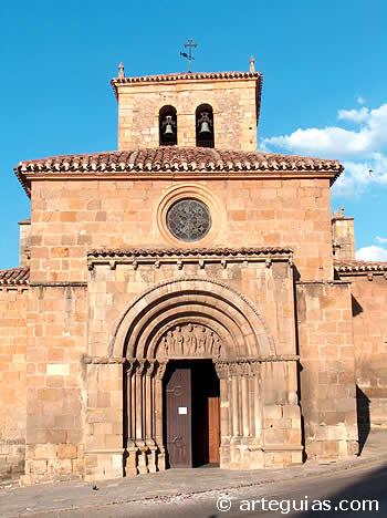 Hastial de San Juan de Rabanera. Soria