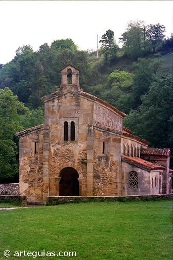 Monasterio de San Salvador de Valdedios (El Conventín) Etapa postrramirense