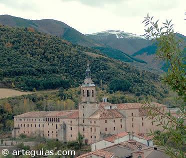 Monasterio de Yuso de San Millán de la Cogolla, La Rioja