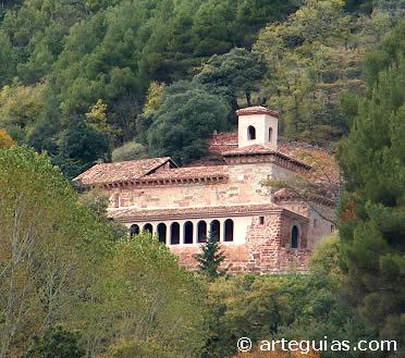 Monasterio de Suso. San Millán de la Cogolla
