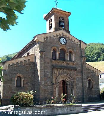 Santa Eulalia de Ujo