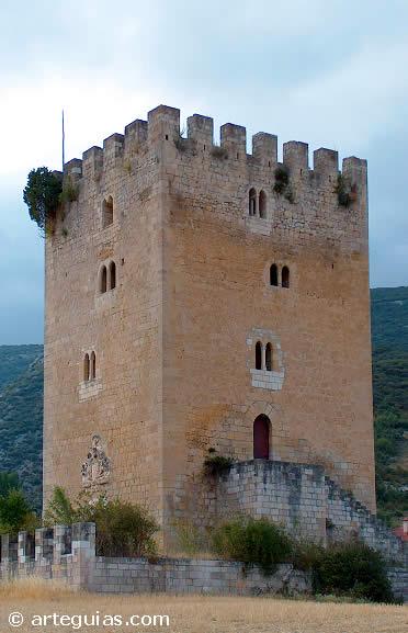 Torre de Valdenoceda, Burgos