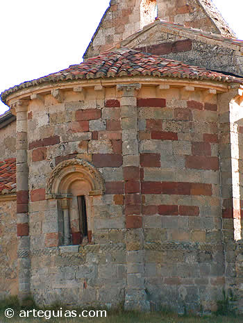 Valdegama, iglesia de Santa María