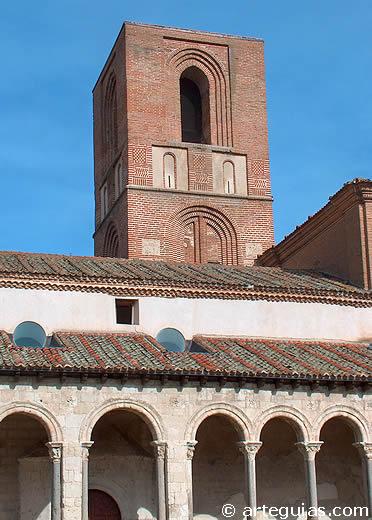 Torre de los Ajedreces de la iglesia de San Martín