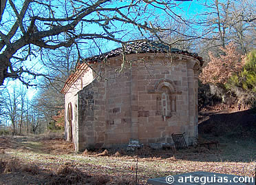 Barbadillo de Herreros. Ermita de los Mártires