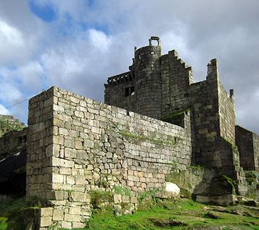 Castillo de Ribadavia, Ourense