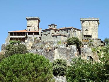 Castillo de Monterrei de Verín