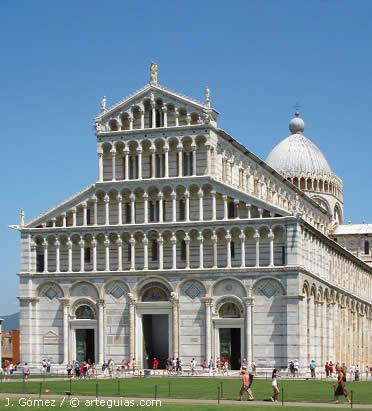 Arquitectura rom nica for Arquitecturas famosas