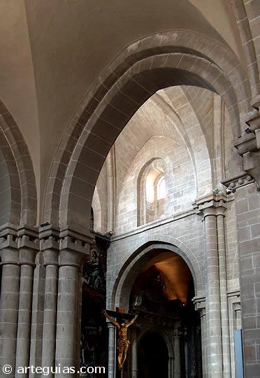 Catedral de zamora y la magdalena arteguias for Catedral de zamora interior