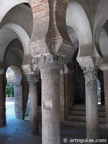 Sala de oraciones de la mezquita