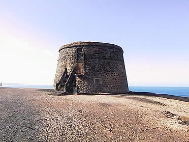 Torre del Tostón o del Cotillo, en la isla de Fuerteventura