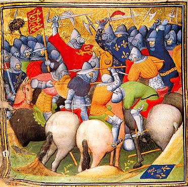 Batalla de Crècy