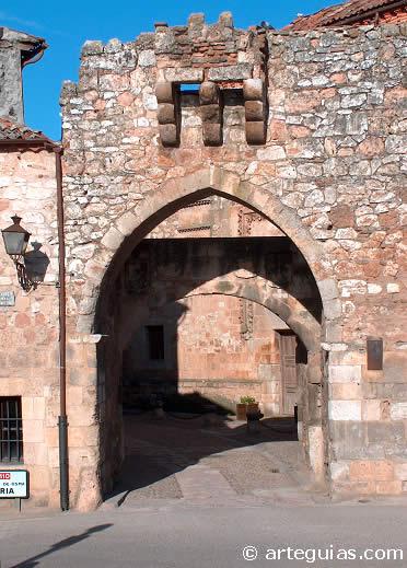 Castillos segovia arteguias - Puerta de segovia ...