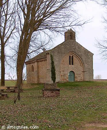 Ermita de San Miguel. Población de Campos