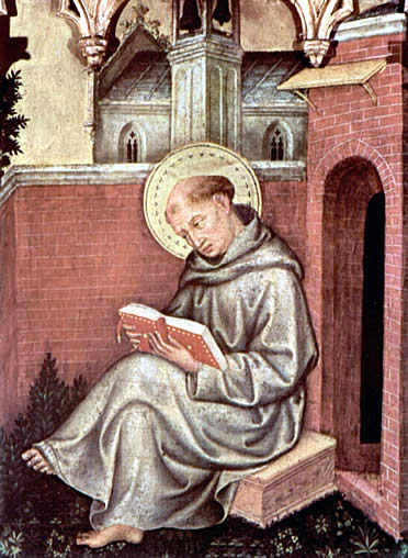 Filosof a medieval for El tiempo en st hilari sacalm