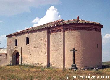Resultado de imagen de Tabladillo. Ermita de la Magdalena. cementerio