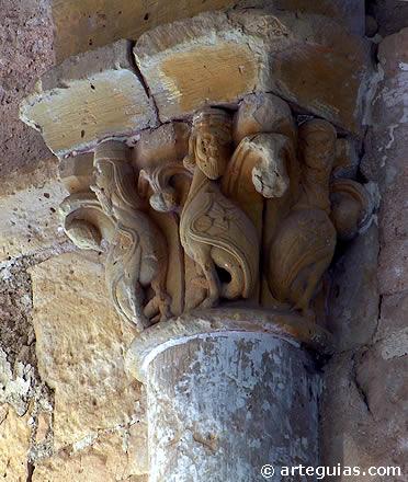 Arpías. San Miguel de Turégano