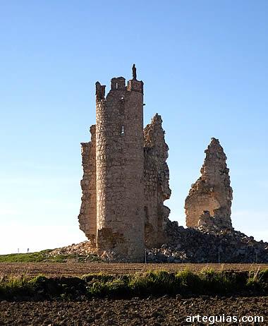castillo en ruinas venta